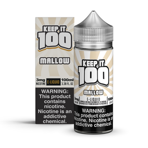 KEEP IT 💯 100ML - Fulfillment Center