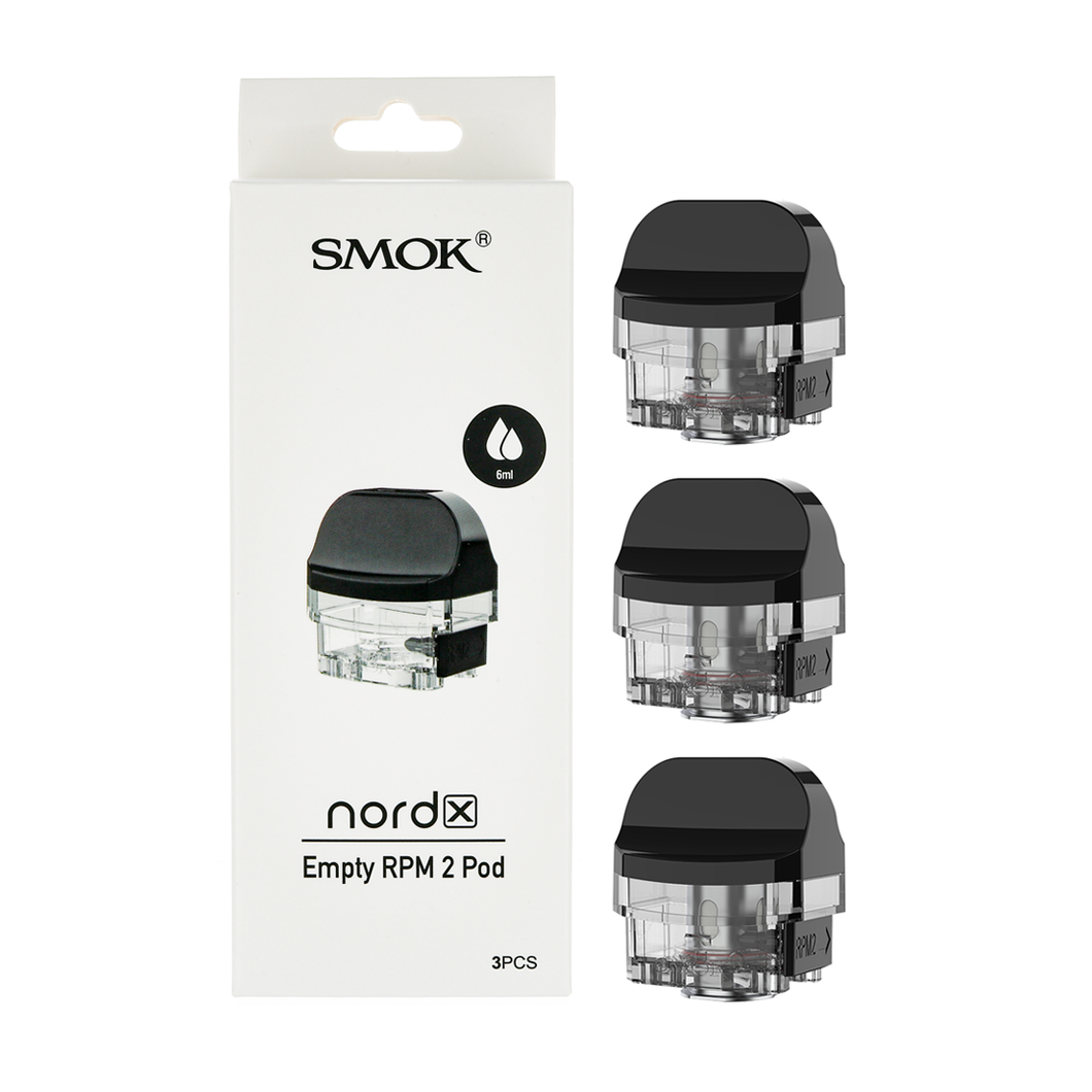 SMOK NORD X EMPTY PODS - Fulfillment Center