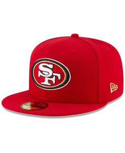 NEW ERA SAN FRANCISCO 49ERS 59FIFTY