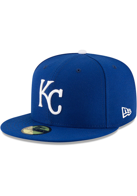 NEW ERA KANSAS CITY BLUE 59FIFTY