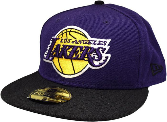 NEW ERA LA LAKERS 59 FIFTY