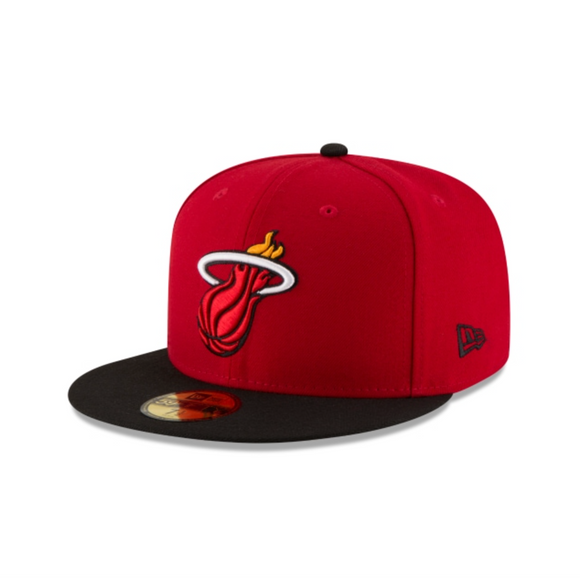 NEW ERA MIAMI HEAT 59FIFTY