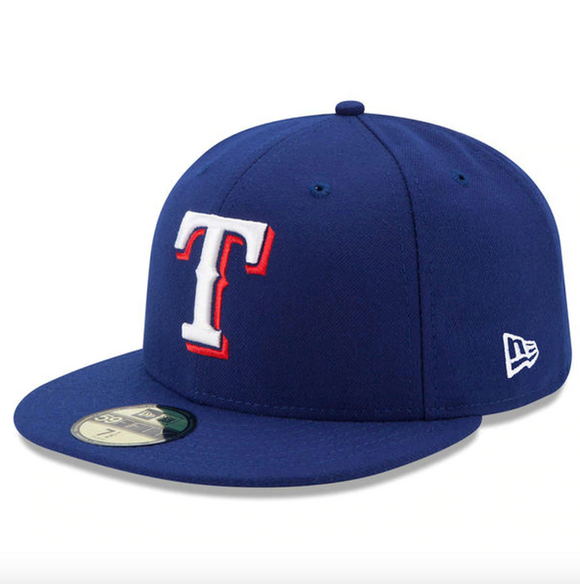 NEW ERA TEXAS RANGERS 59FIFTY