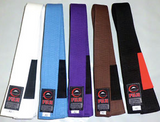 Fuji BJJ Belts Assorted Colours