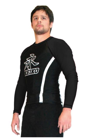 Keiko Long Sleeve Rash Guard