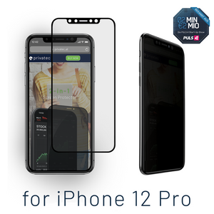 2-in-1 Privacy & Damage Screen Protector - Privatec