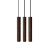 Chimes tube 3 | dark oak