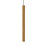 Chimes tube | tall dark oak