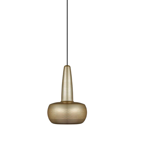 Clava | Brushed brass