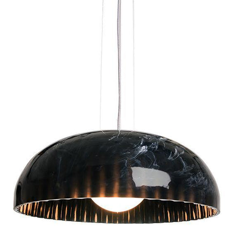 Doric 60 | polished black marble
