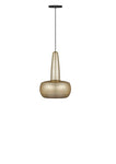 Clava | Brushed brass - Normo