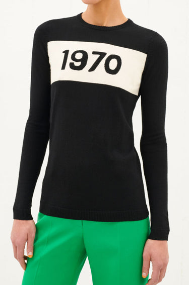 1970 Merino Wool Jumper