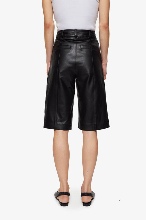 Nora Leather Short
