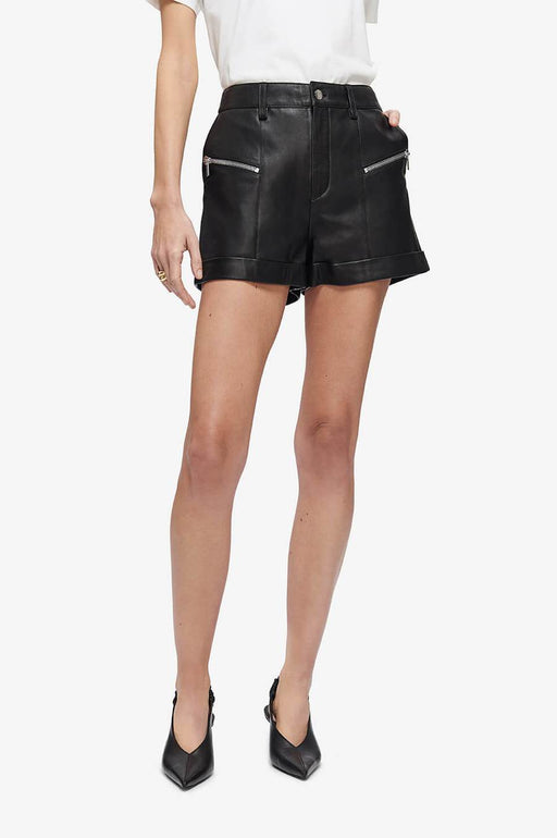 Lia Leather Short