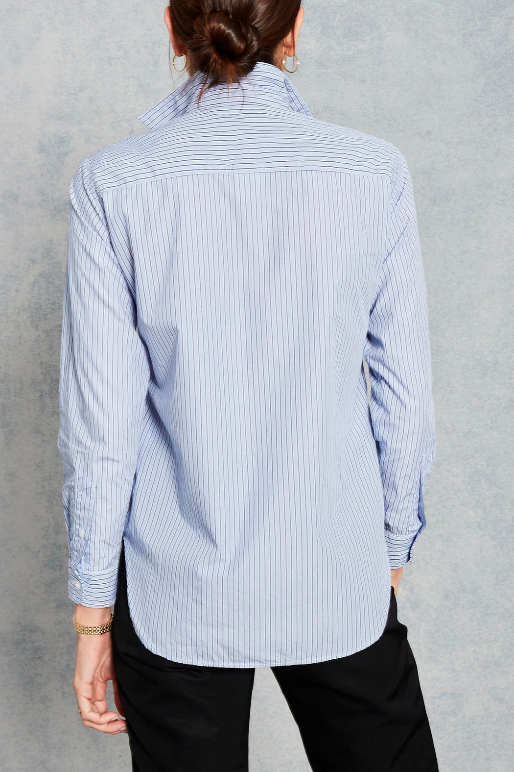 Frank Navy Mens Stripe
