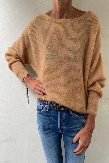 Zoubi Sweater Praline