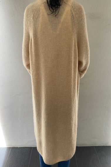 Long Cardigan Biscotti