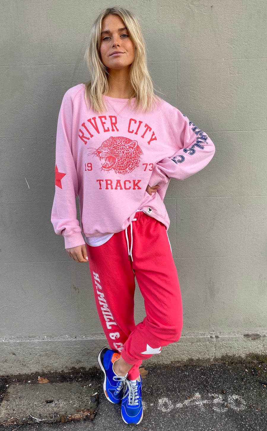 River City Sweat Pink