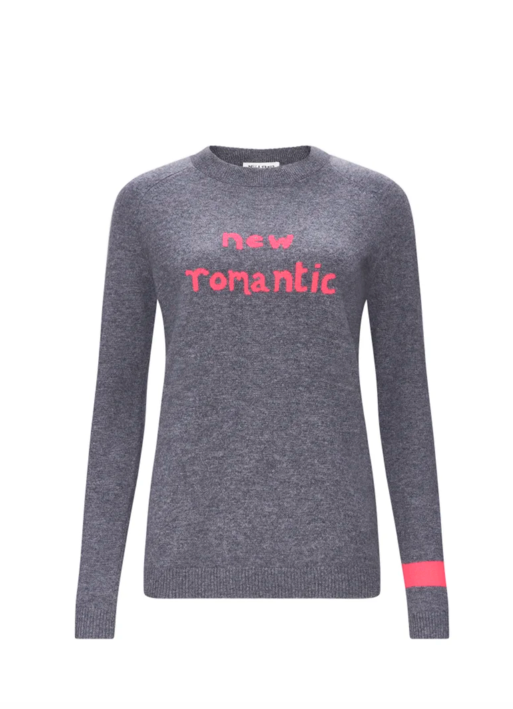 New Romantic Cashmere Jumper