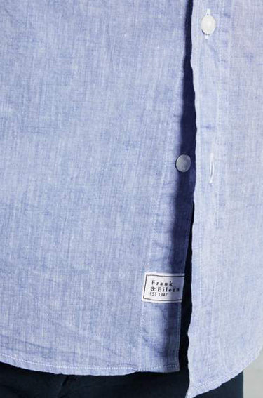 Barry Cotton Washed Blue