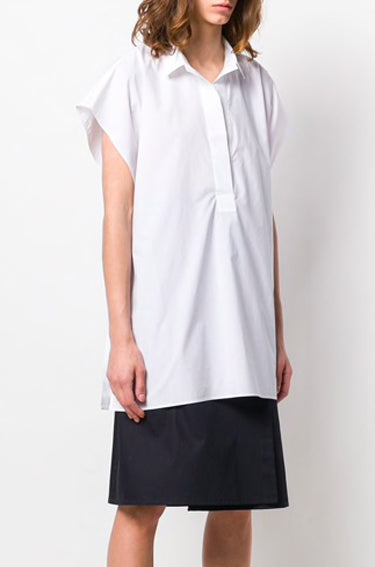Bissau Top White