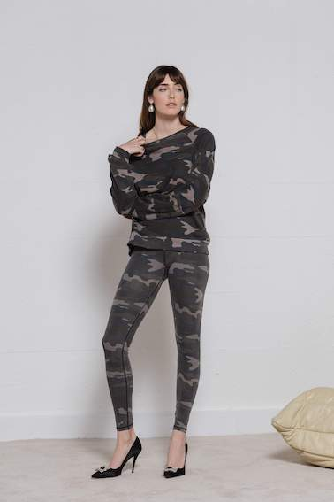 Camo Army Leggings