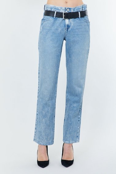 Dexter Baggy Pant Clean Blue
