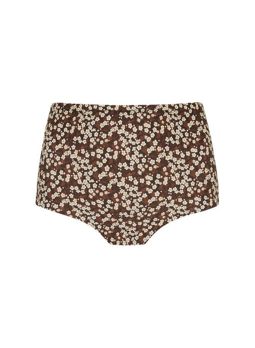 High Waisted Brief Blossom