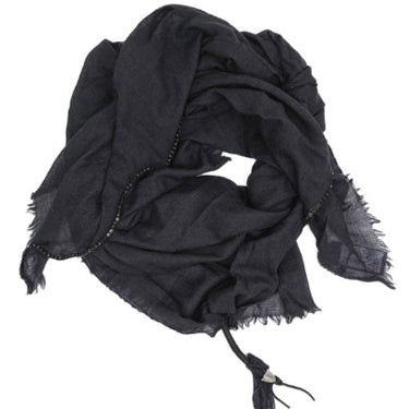 Swashy Scarf Black