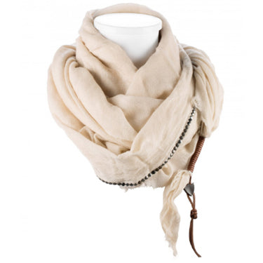 Swashy Scarf Cream
