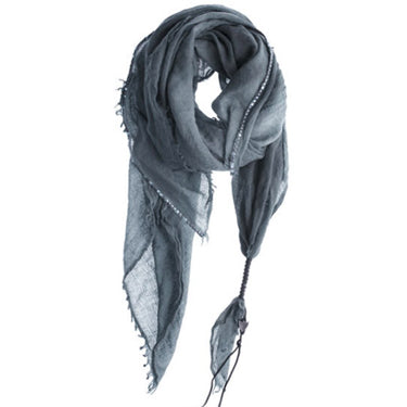 Swashy Scarf Light Grey