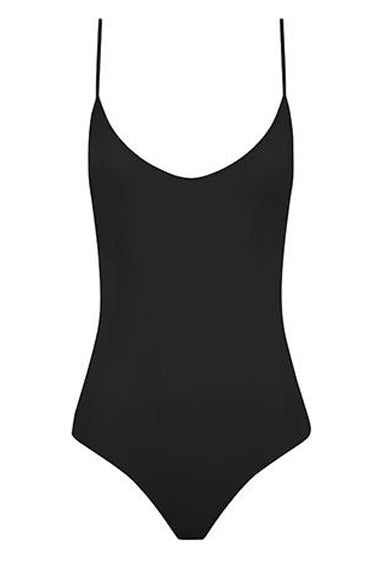 Scoop Maillot Black