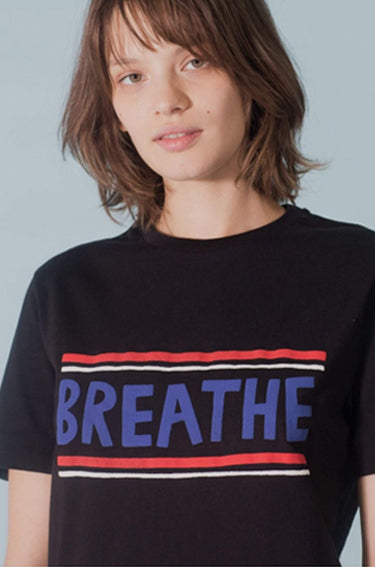 Breathe Tee Black