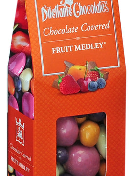 All Natural Panned Fruit Medley Tent Gift Box