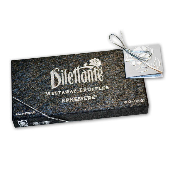 Ephemere Meltaway Truffles Gift Box - 8 Piece