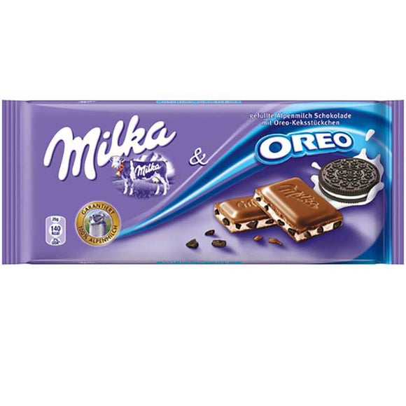 Milk Chocolate Oreo Bar