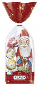 Santa Assortment Chocolates Bag