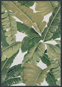 Couristan Dolce Palm Lily Area Rug