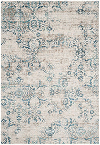 Safavieh Artifact ATF237B Blue / Creme