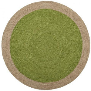 Safavieh Natural Fiber NF801G Green / Natural Rug