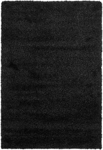 Safavieh California Shag SG151-9090 Black Rug