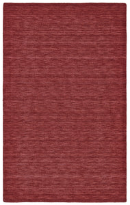 Feizy Luna 8049F Red 8' X 11' Rectangle Area Rug
