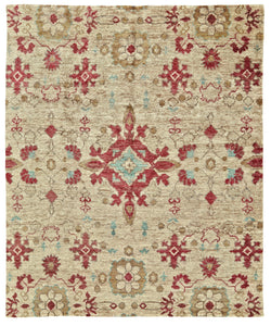 Feizy Neela 6187F Beige 2' x 3' Rectangle Area Rug