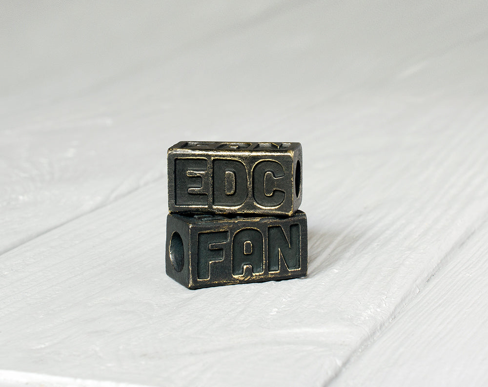 Bead for fans of EDC