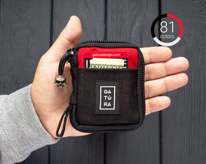 Small pocket organizer. 81 colors!