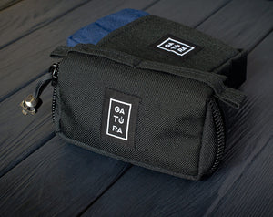 Mens zipper pouch