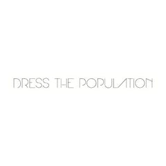 Dress The Population Logo