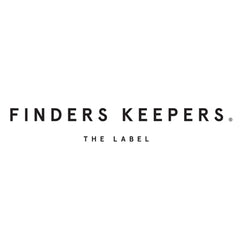 Finders Keepers The Label Logo