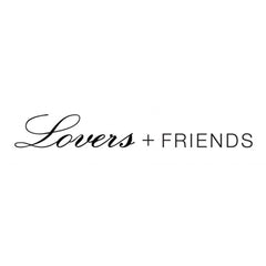Lovers + Friends Logo