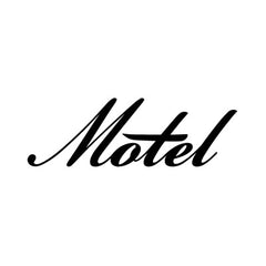 Motel Rocks Logo Text